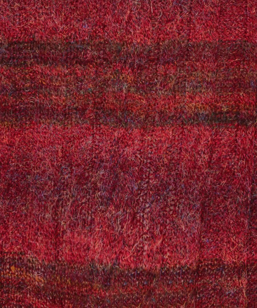 Cosy Longline Knit Back