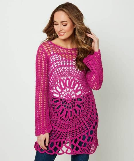 Mesmerising Crochet Knit