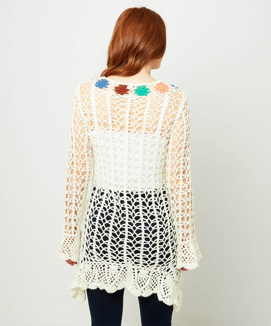 Quirky Crochet Dress