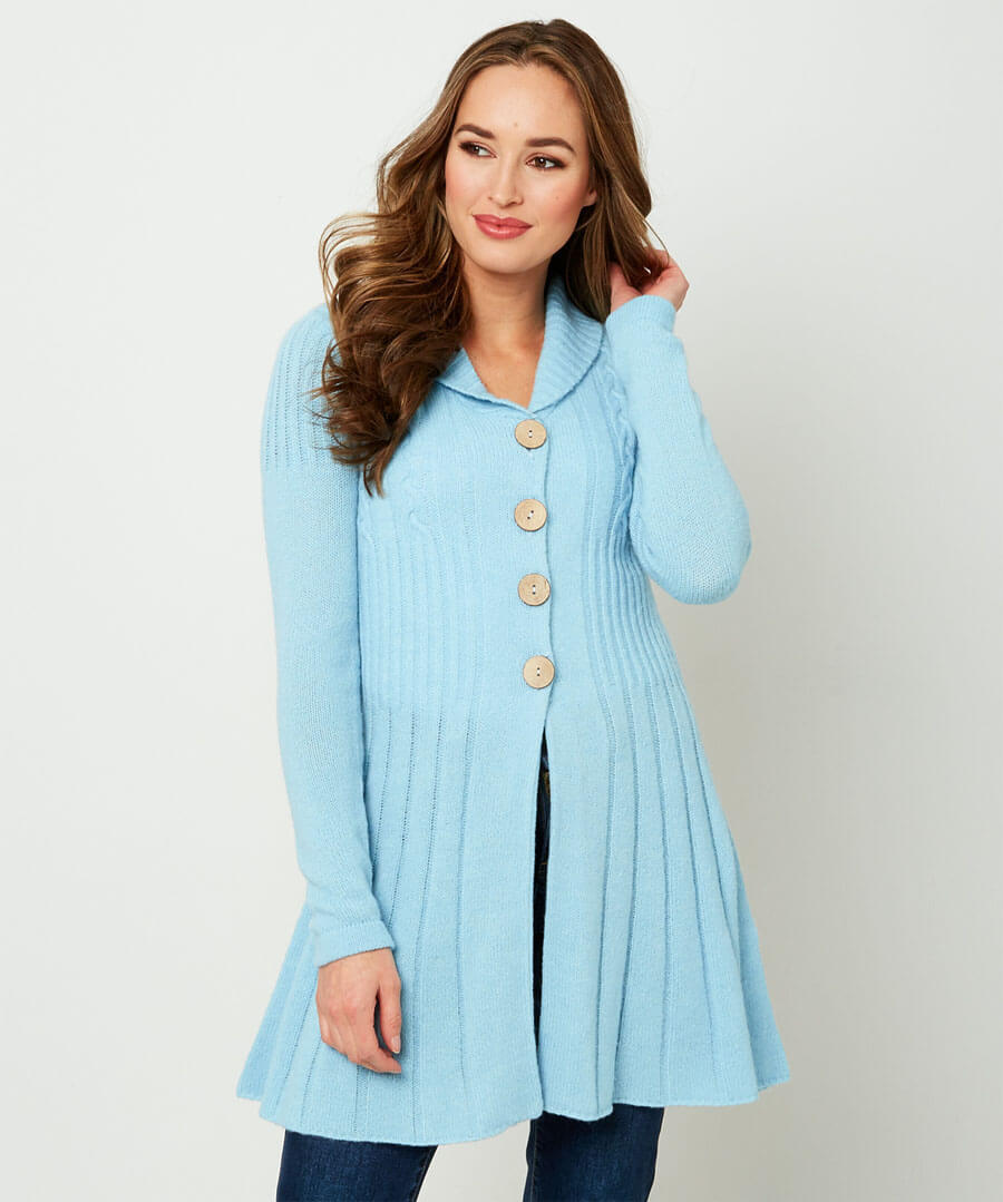 Unique Knit Cardigan