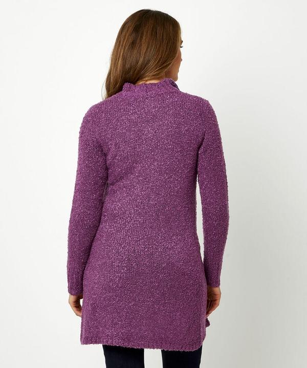 Gorgeous Grape Cardigan