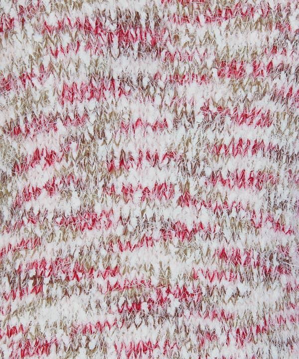 Eclectic Eyelash Knit Jumper