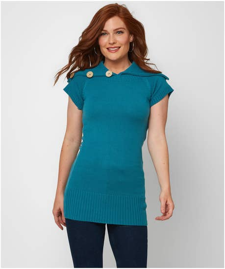 Everyday Knitted Tunic
