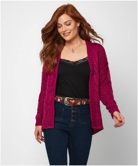 Ultimate Cosy Slouch Cardigan