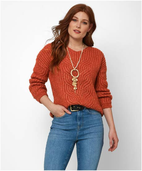 Welcome To Autumn Knit