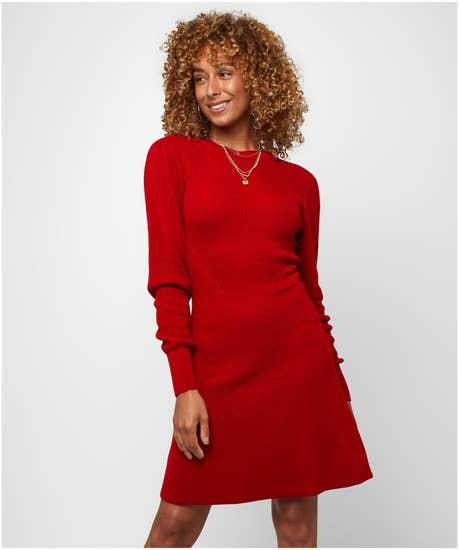 Rock It Sweater Dress