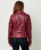 Croc Leather Jacket