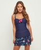 Mix And Match Floral Tankini Top