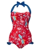 Vintage Vixen Swimsuit