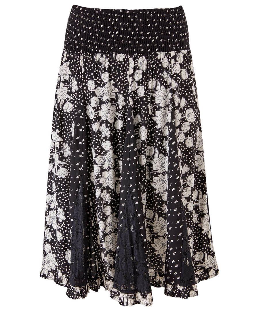 Gorgeous Godet Skirt