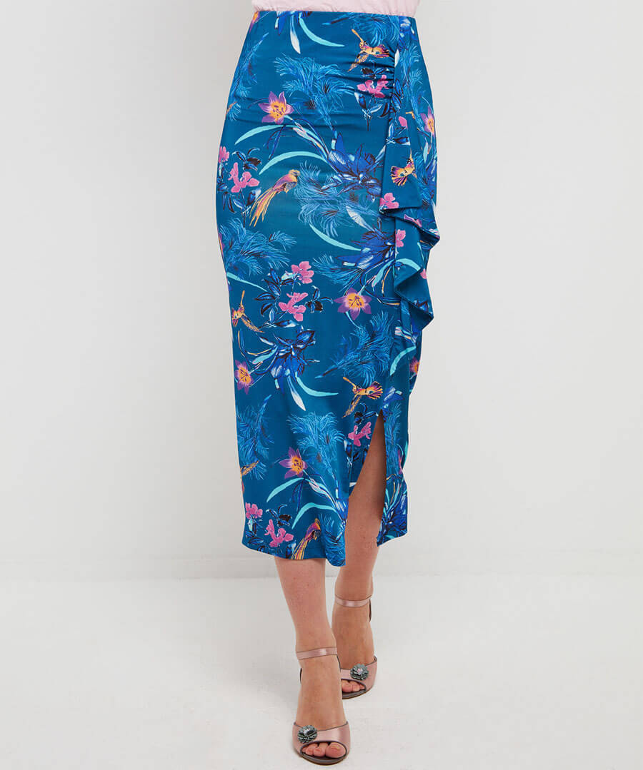 Our Most Favourite Skirt Model Front