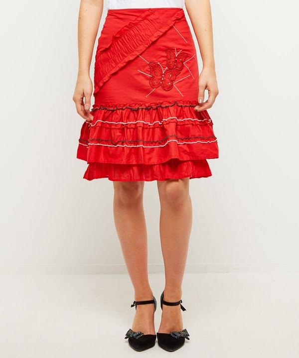 Sexy Salsa Skirt