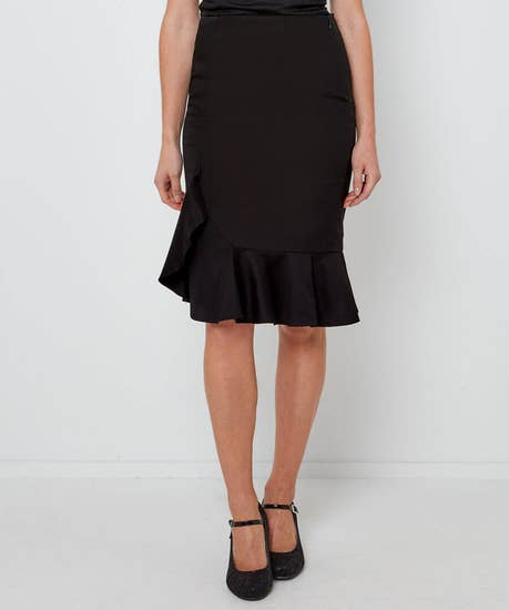 Flirty Frill Skirt