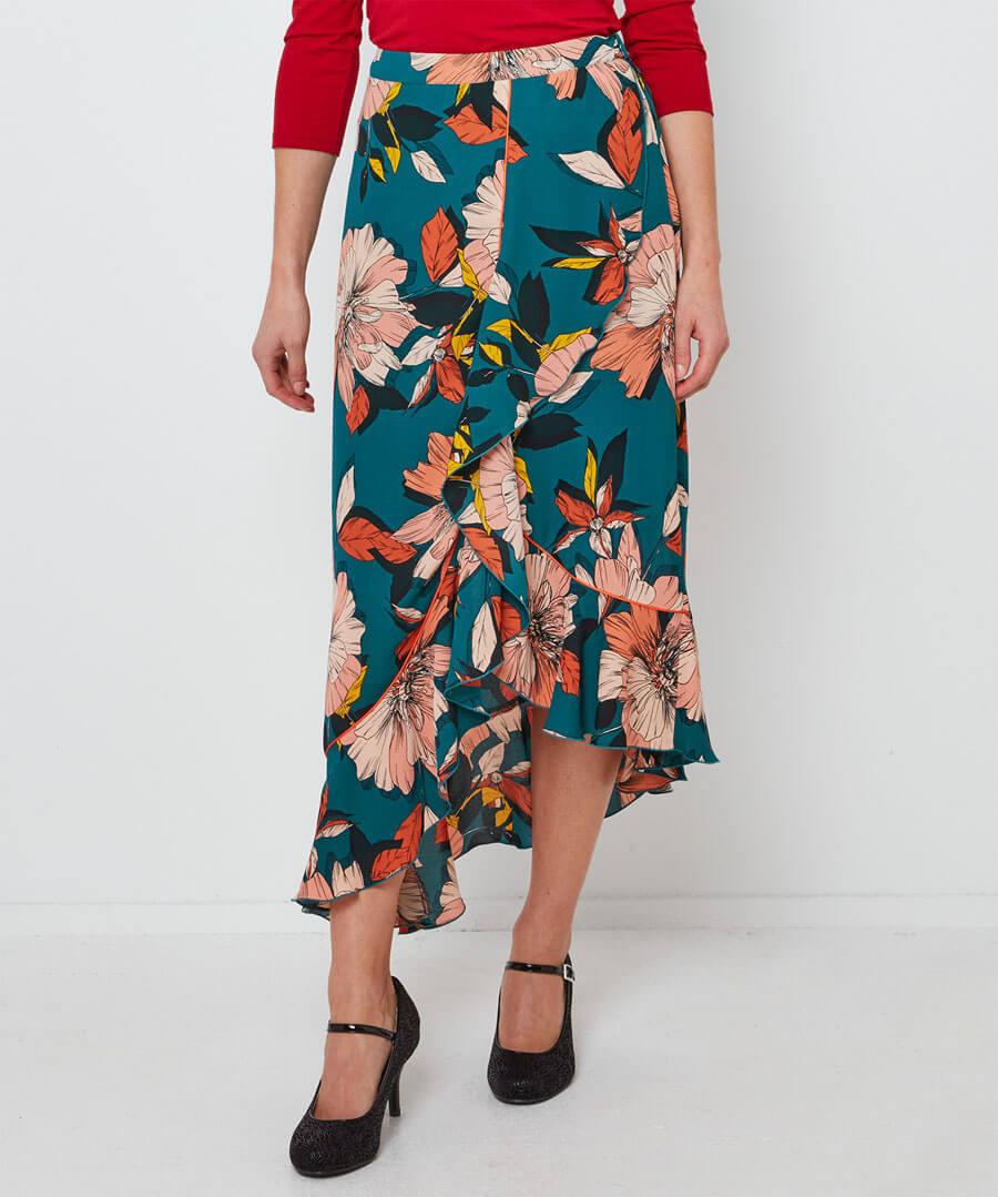 Fancy Frill Skirt