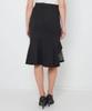 Tiered Ruffle Jersey Skirt