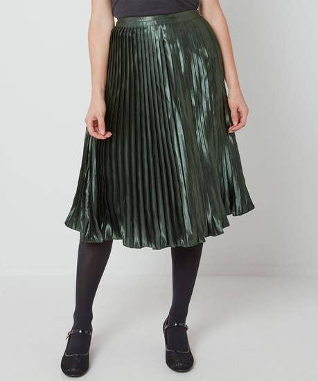 Glamorous Pleat Skirt