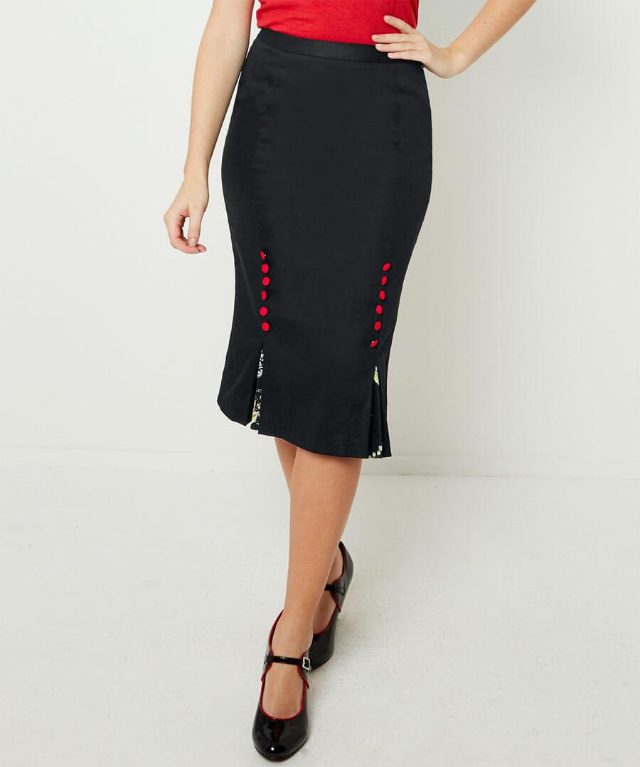 Very Vintage Skirt Model Front