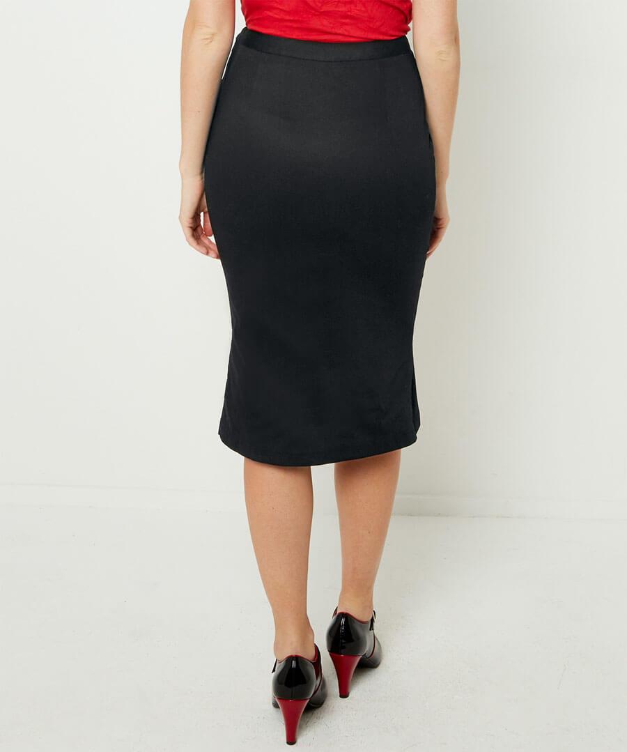 Very Vintage Skirt Model Back