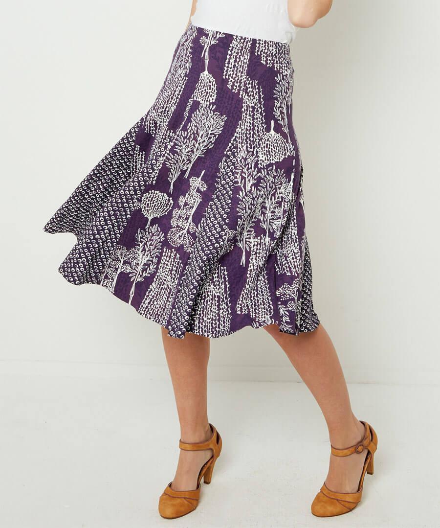 Carolines Favourite Skirt Model Front