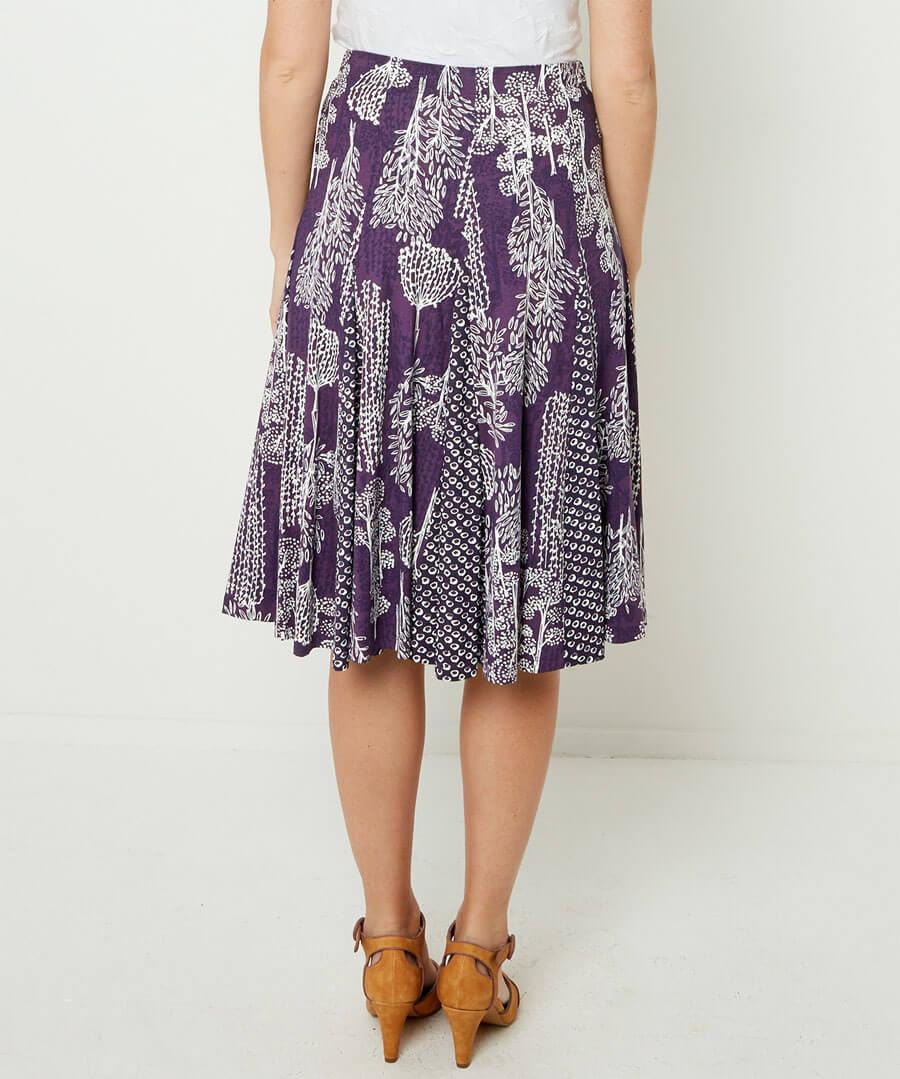 Carolines Favourite Skirt Model Back