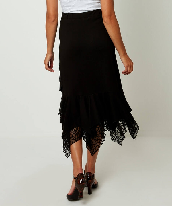 Layers Of Lace Skirt