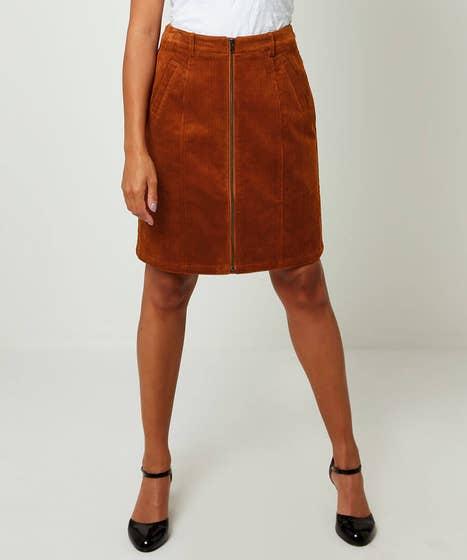 Curious Cord Skirt