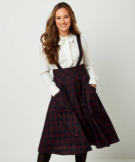 Pinafore Skirt