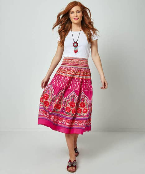 Sassy Siesta Skirt