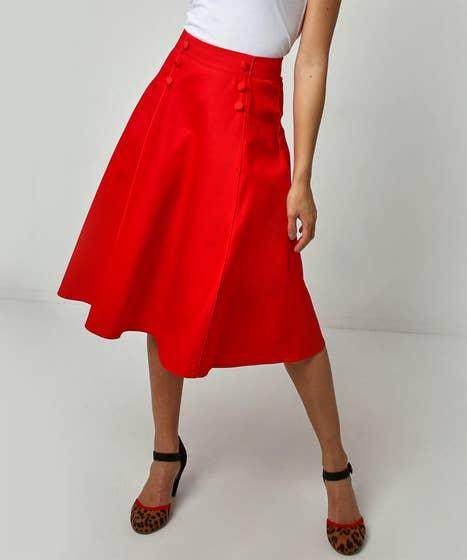 Retro Full Skirt