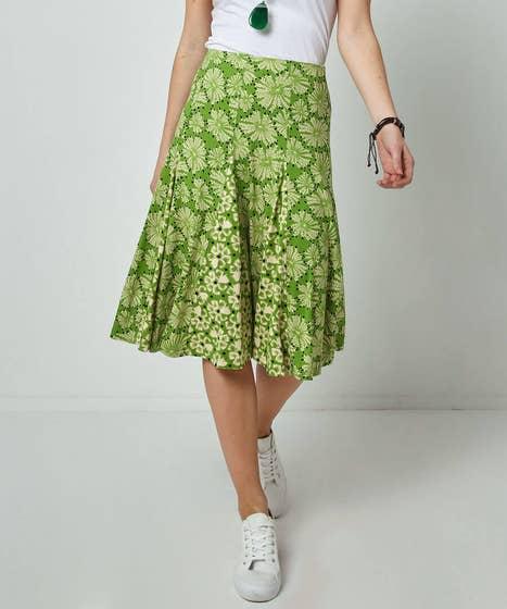 Glorious Godet Skirt
