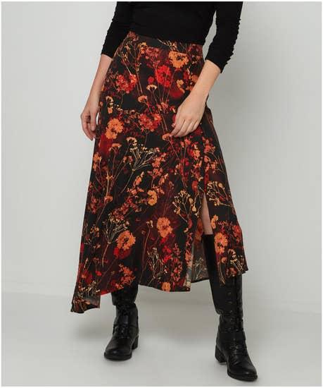 Beautiful Autumnal Skirt