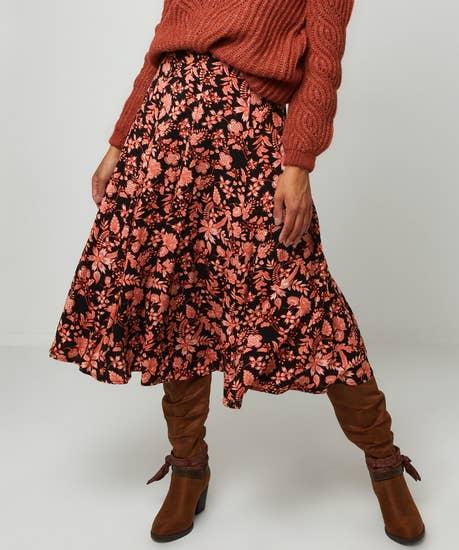 Sassy Swishy Skirt
