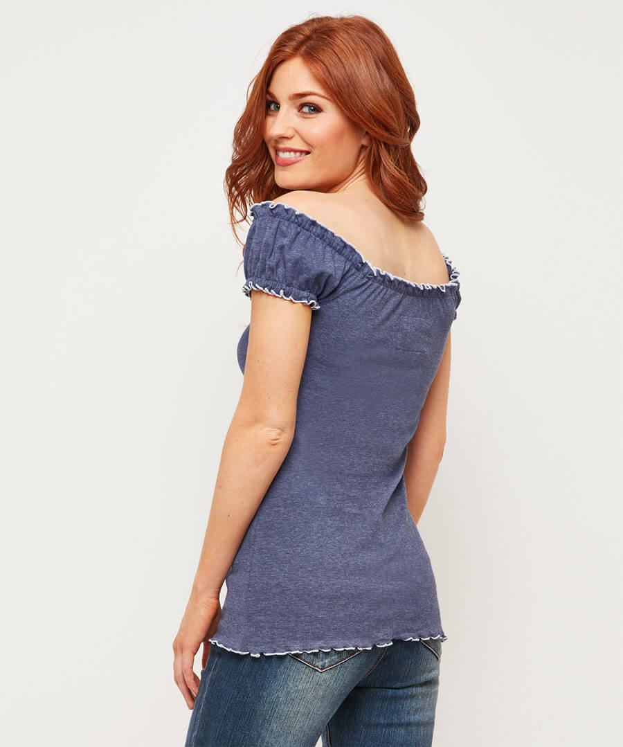 All New 2 Pack Gypsy Top Model Back