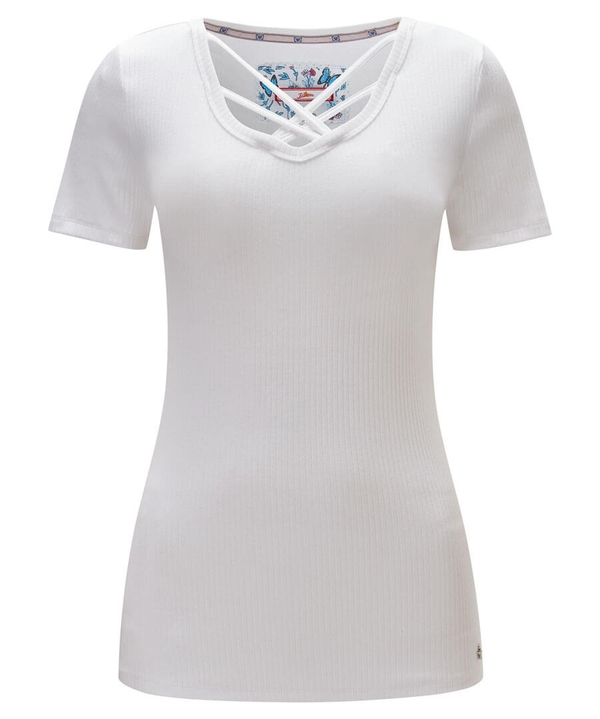 Basic Crossover T-Shirt