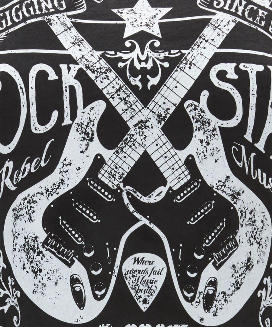 Rocking Rebel T-Shirt Back