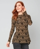 Flocked To Perfection Top