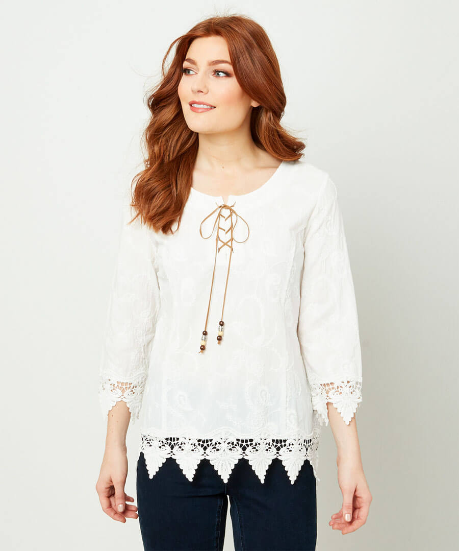 Lovers Lace Top