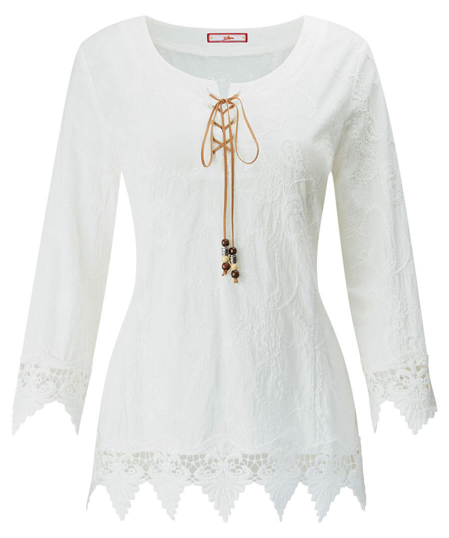 Lover's Lace Top