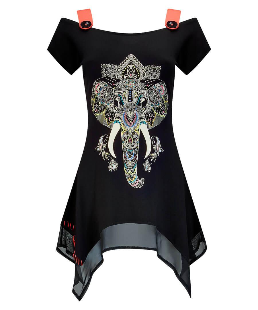 Midsummer T-Shirt Model Front