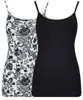2 Pack Cami Tops