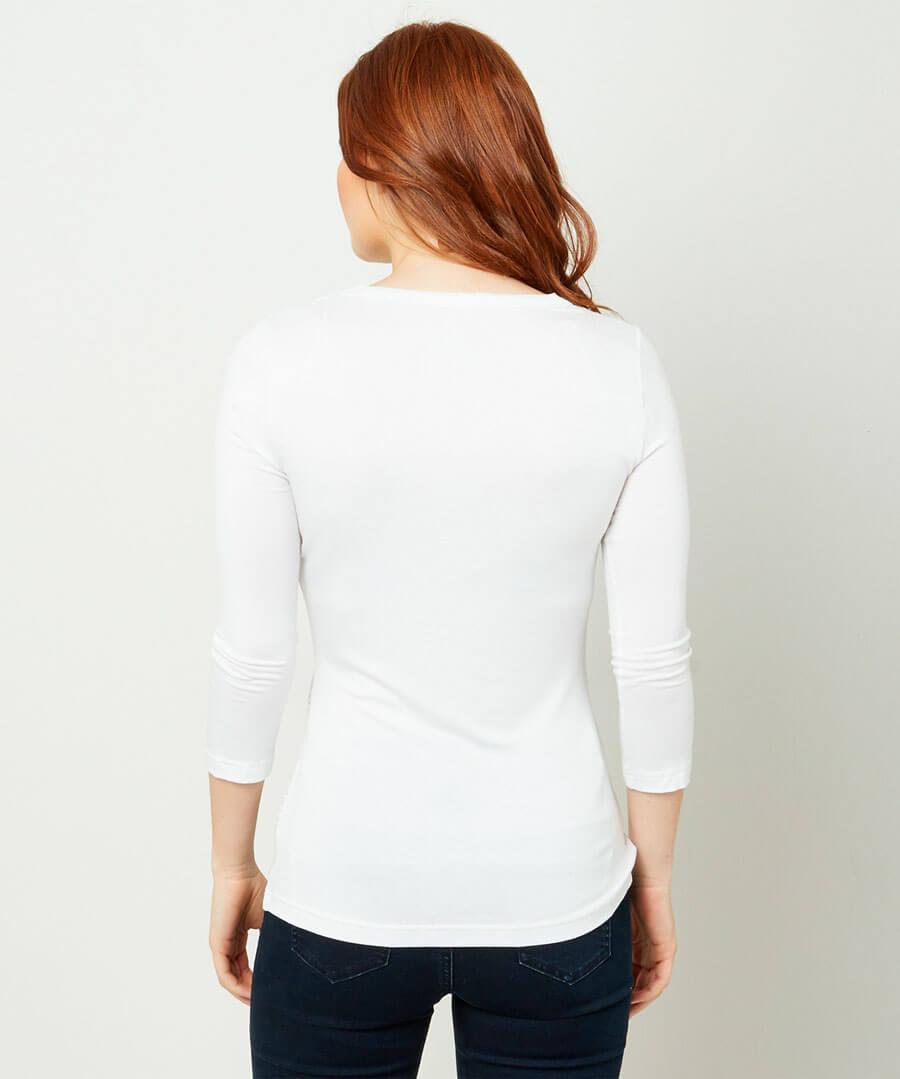 Best Basic T-Shirt Model Back