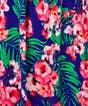 Tropical Print Vest
