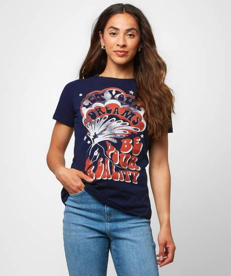 Let Your Dreams Be Your Reality Tee