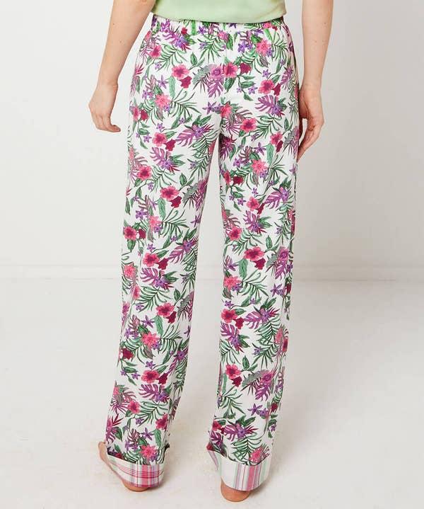 Mix and Match Floral Pyjama Bottoms
