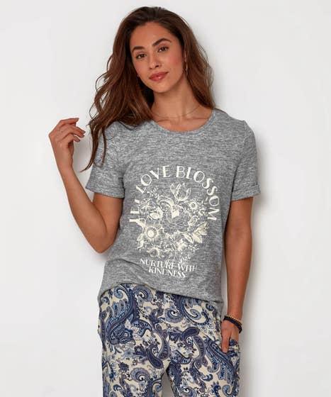 Let Love Blossom T-Shirt
