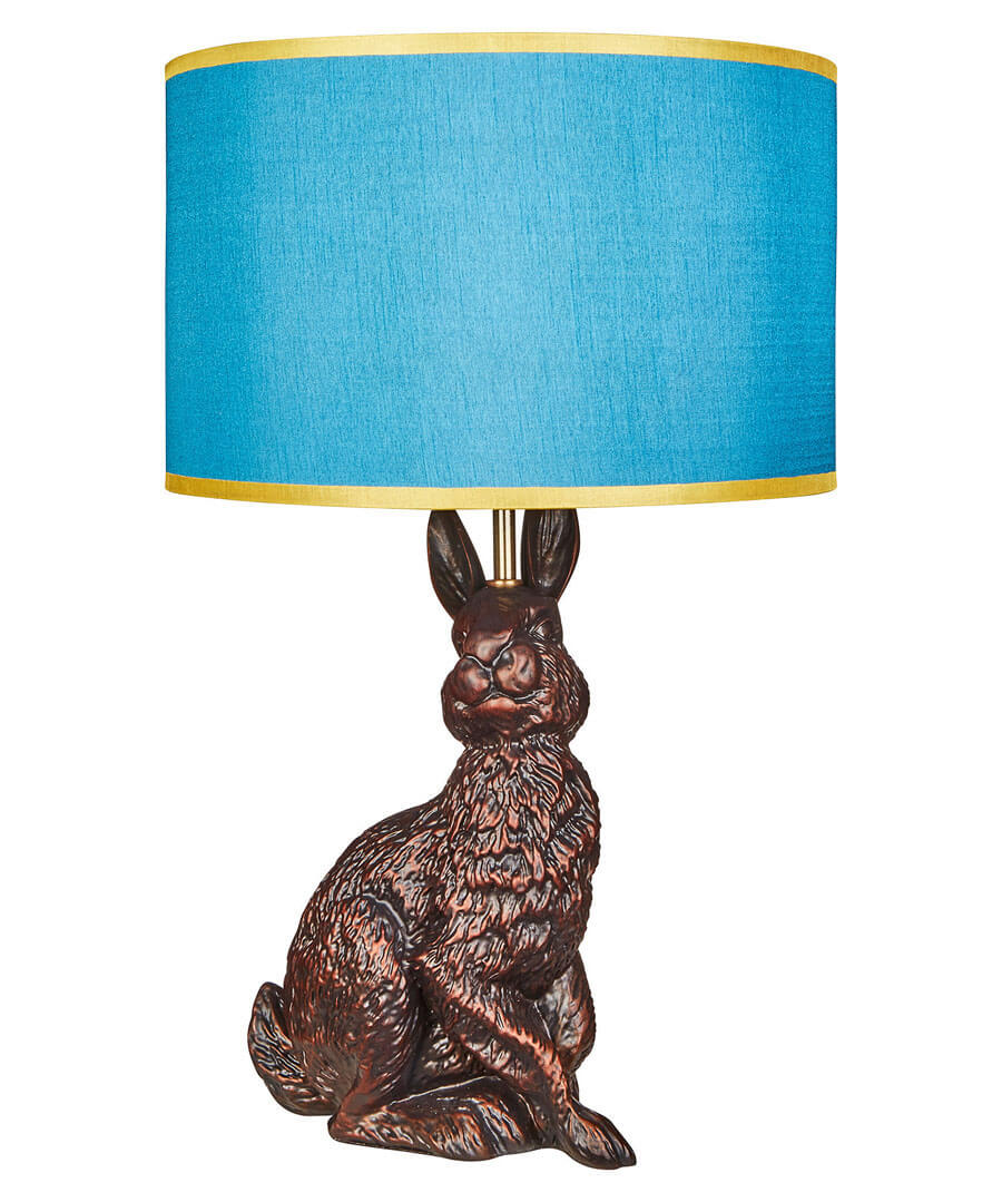 Rabbit Table Lamp Model Front