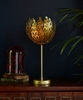 Exotic Leaf Shaped Table Lamp