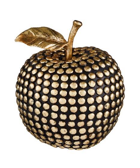 Gold Studded Fruit Deco