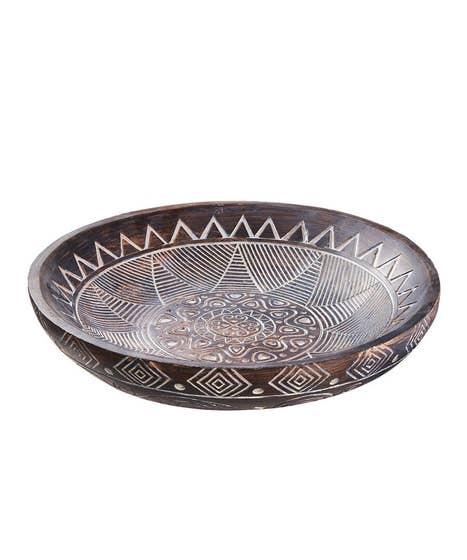 Decorative African Bowl