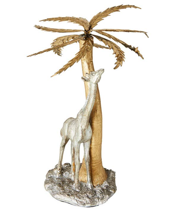 Giraffe Tree Ornament